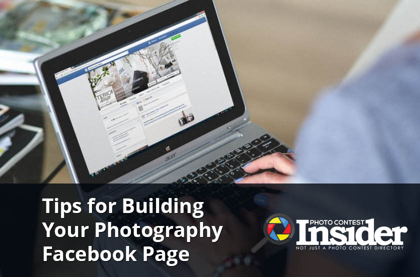 Tips for Building Your Photography Facebook Page
