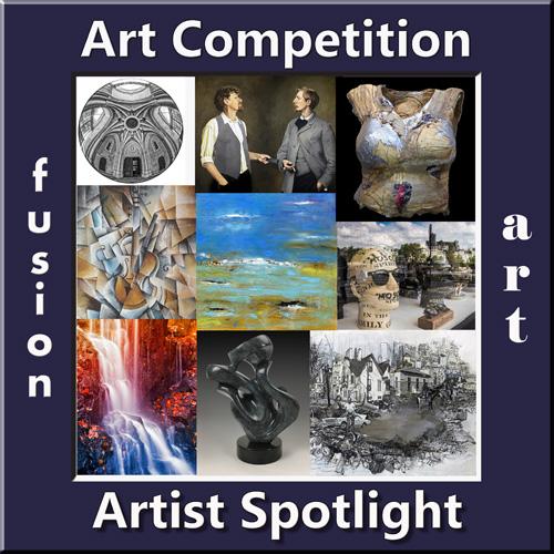 4th Artist Spotlight Solo Art Competition