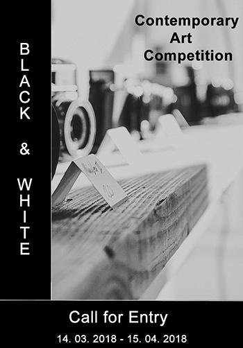 "International Art Competition ""BLACK & WHITE"""