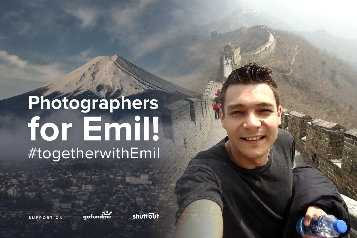 Photographers for Emil!