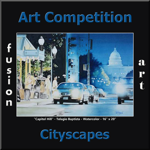 3rd Annual Cityscapes Art Competition