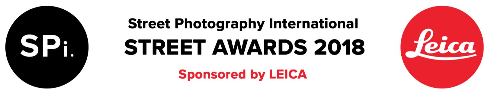 SPi Street Awards 2018