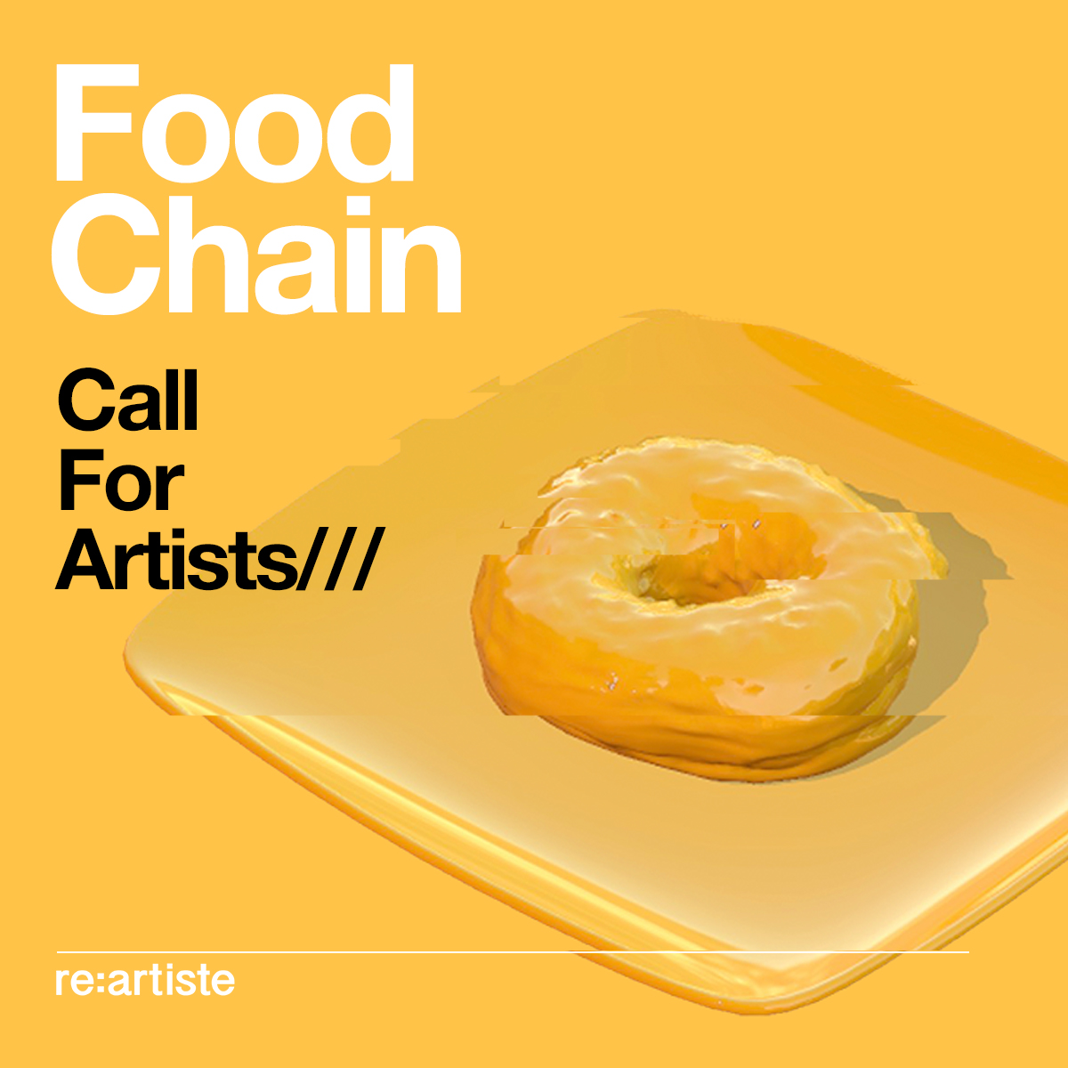 FOOD CHAIN: Juried Exhibition