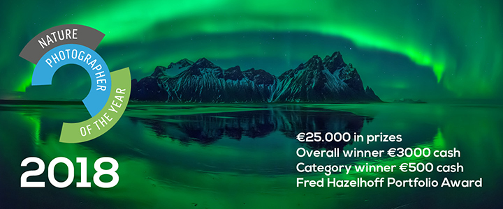 Nature Photographer of the Year 2018