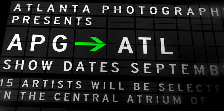 Call for Entries: APG>ATL: Airport 2018