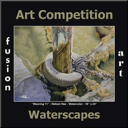3rd Annual Waterscapes Art Competition