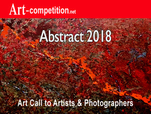 """""""Abstract 2018""""  $8,125.00 in Cash & Art Marketing"""
