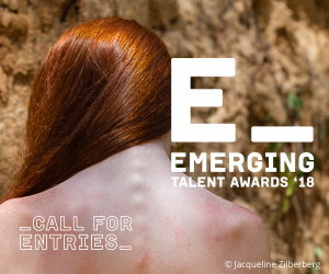 Lensculture Emerging Talent Award 2018