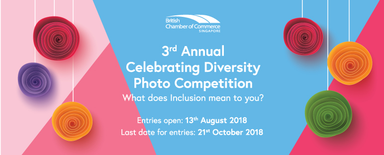 3rd Annual Celebrating Diversity Photography Competition