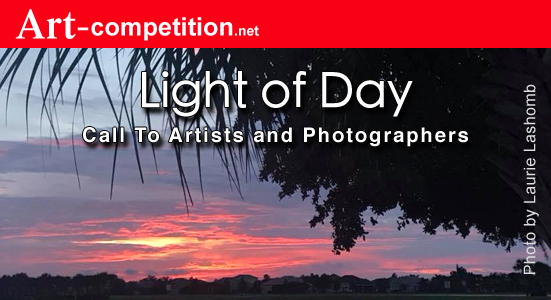 ART CALL TO PHOTOGRAPHERS AND ARTIST – LIGHT OF DAY 2018