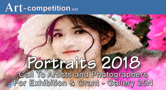 ART CALL TO PHOTOGRAPHERS AND ARTISTS  – PORTRAITS 2018