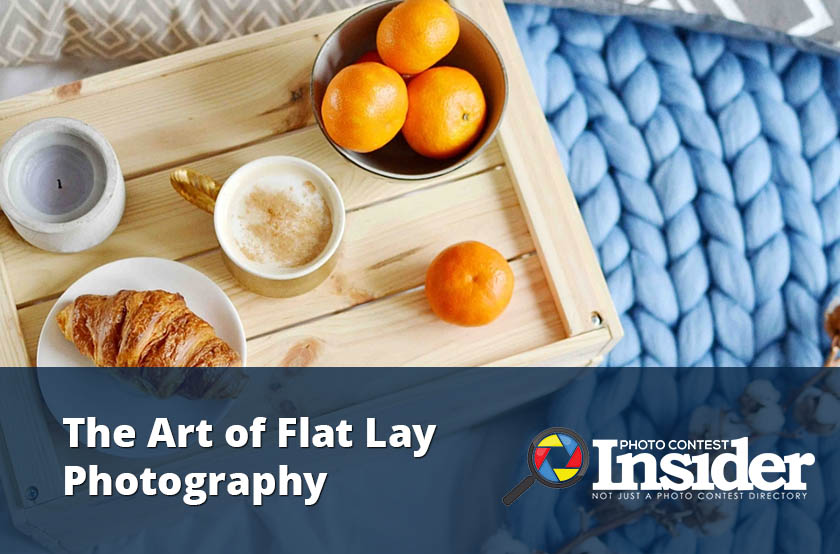 The Art of Flat Lay Photography