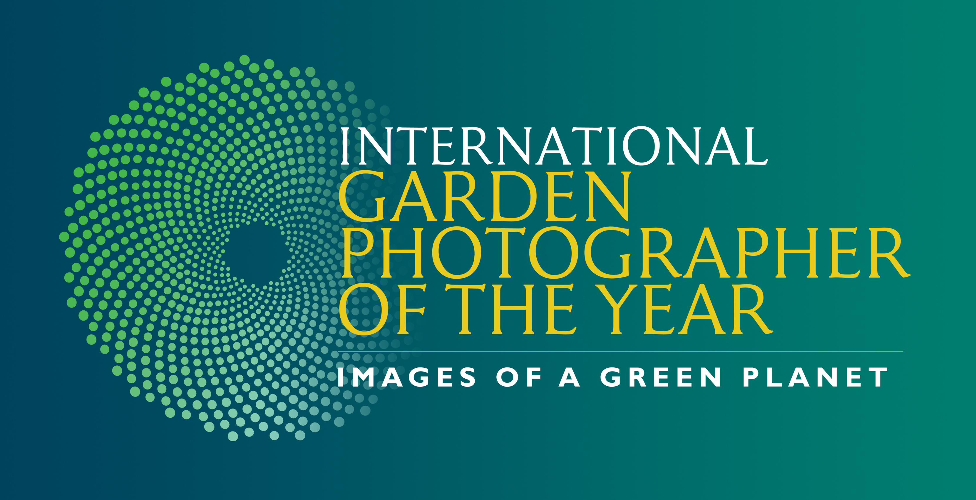 World's most prestigious photo competition for plants and gardens closes October 31st!