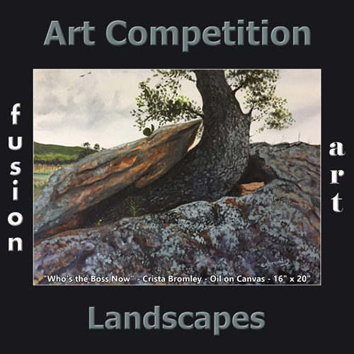 4th Annual Landscapes Art Competition