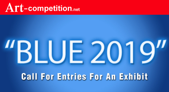 ART CALL TO PHOTOGRAPHERS and ARTISTS – BLUE 2018
