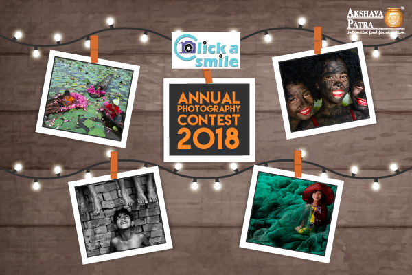 Click a Smile – Online Photography Contest 2018