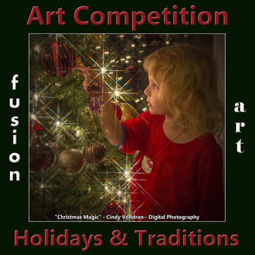 """Holidays & Traditions"" International Art Competition"
