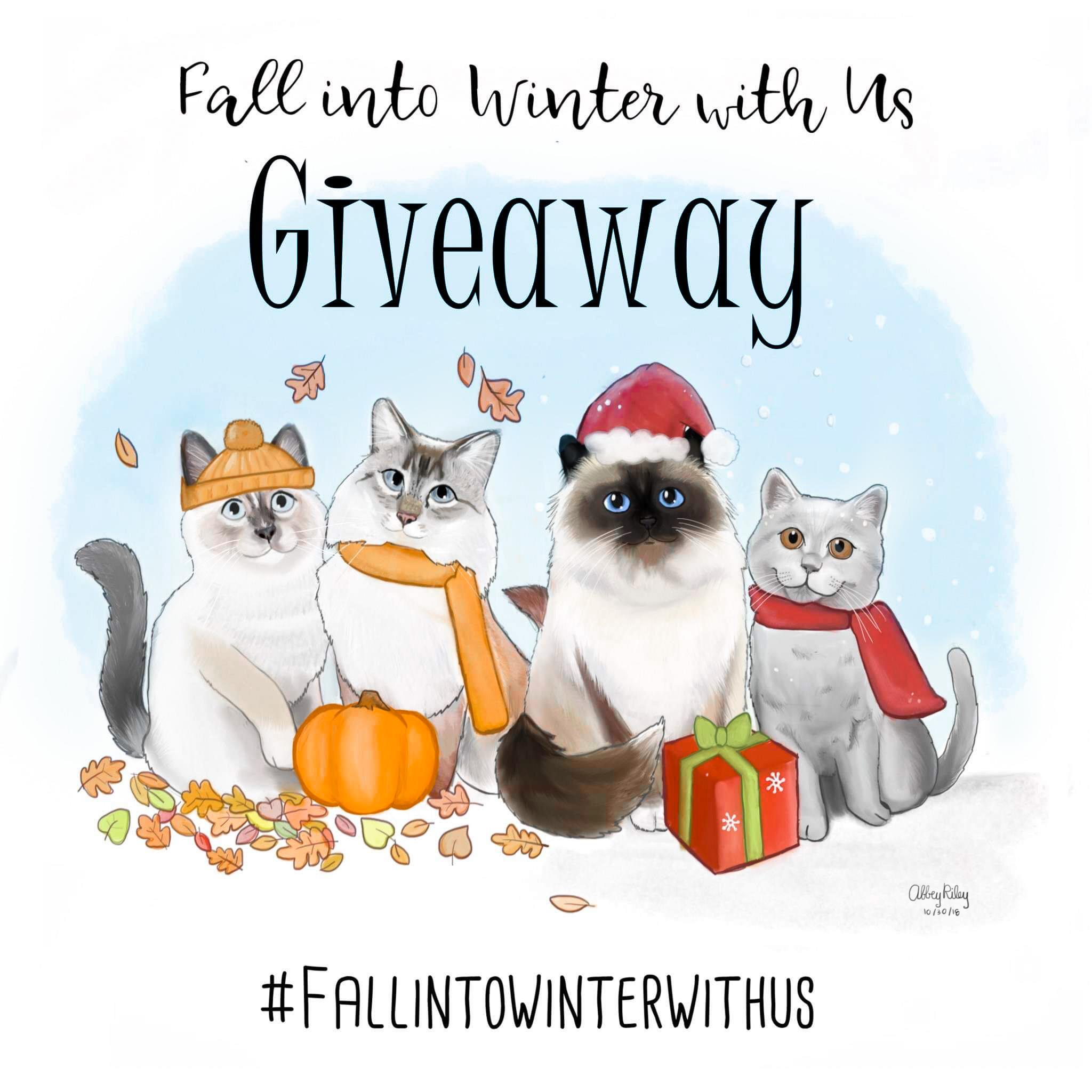 Instagram Fall & Winter Pet Photography Contest