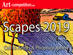 ART CALL TO ARTISTS AND PHOTOGRAPHERS – SCAPES 2019