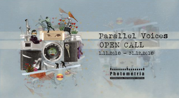 Parallel Voices 2018-19 Portfolio Contest