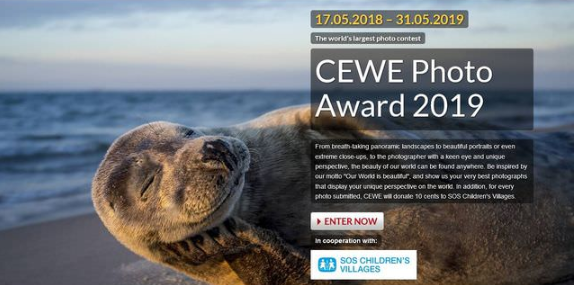 CEWE Photo Award 2019
