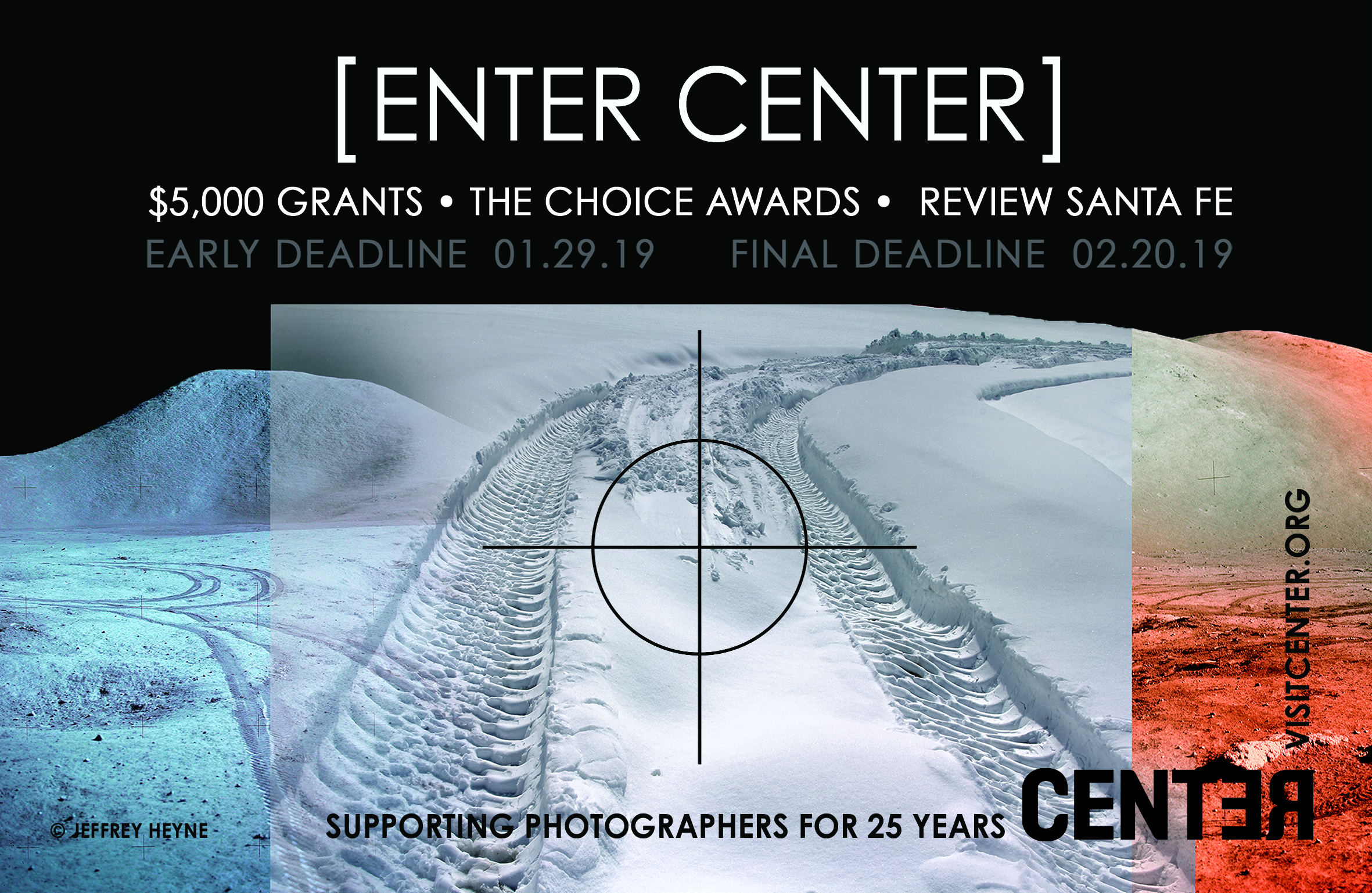 CENTERS 2019 Calls for Entry – Project Launch Grant