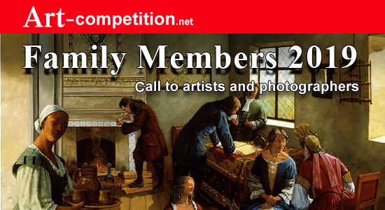 ART CALL TO ARTISTS AND PHOTOGRAPHERS – Family Members 2019