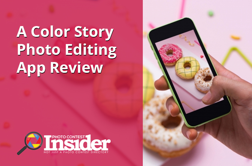 A Color Story Photo Editing App Review