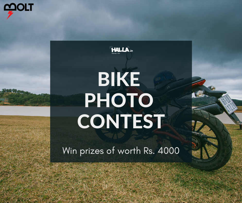 Bike Photo Contest