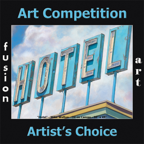 4th Annual Artist's Choice Art Competition