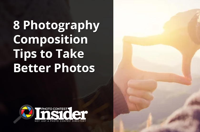 8 Photography Composition Tips to Take Better Photos