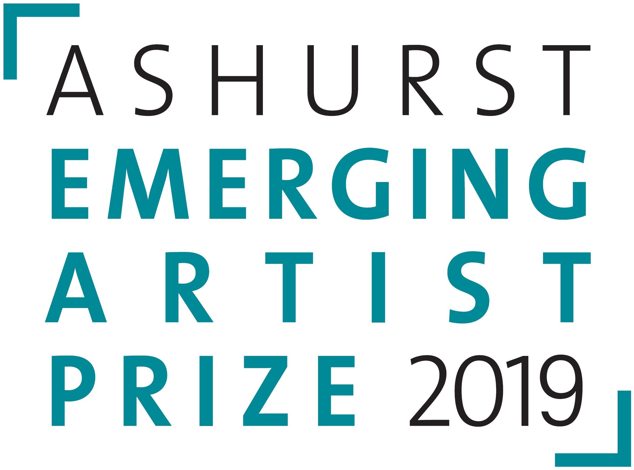 Ashurst Emerging Artist Prize 2019