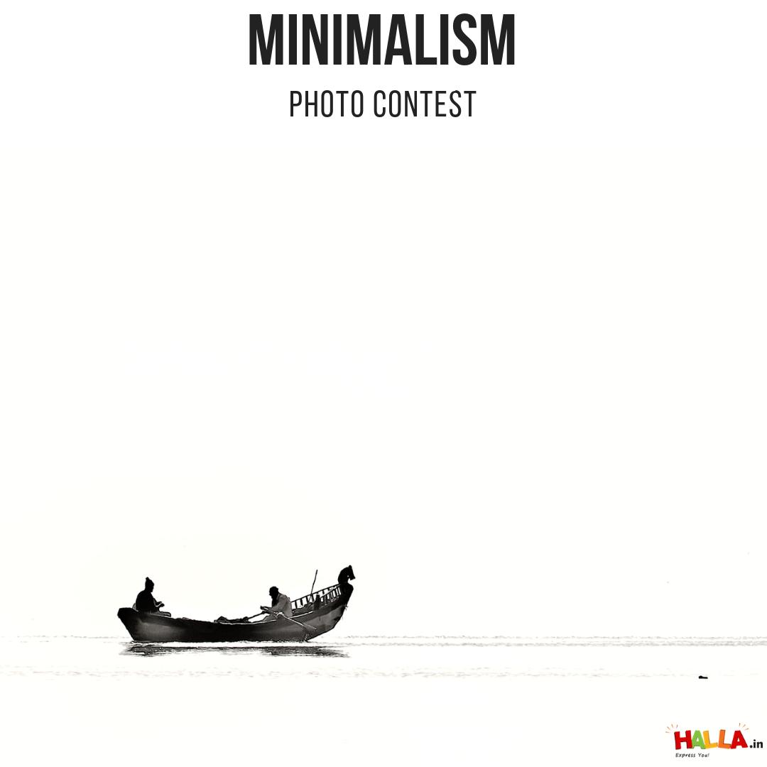 MINIMALISM Photo Contest