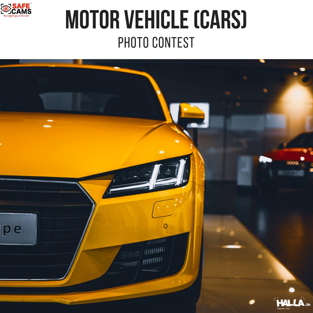 MOTOR VEHICLE (CARS) photo contest