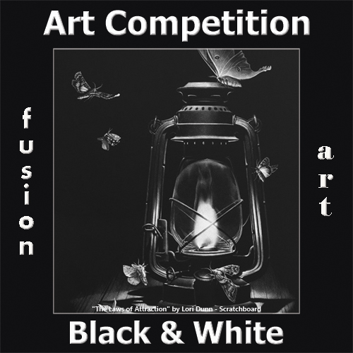 3rd Annual Black & White Art Competition