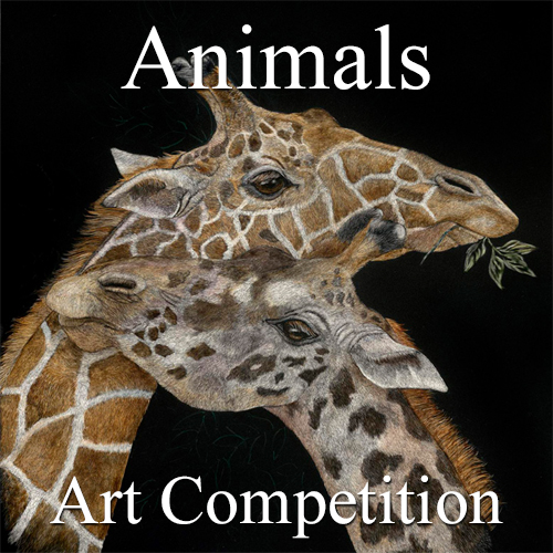 "9th Annual ""Animals"" Online Art Competition"