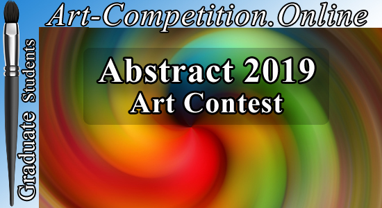 ART CONTEST FOR GRADUATE COLLEGE STUDENT PHOTOGRAPHERS – ABSTRACT 2019