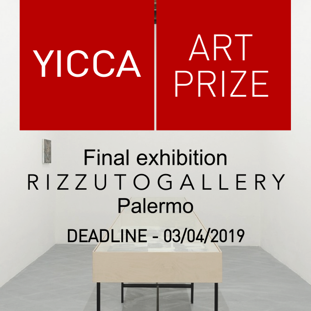 YICCA 18/19 – International Contest of Contemporary Art