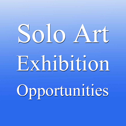 12th Solo Art Series – Solo Art Exhibition Opportunity