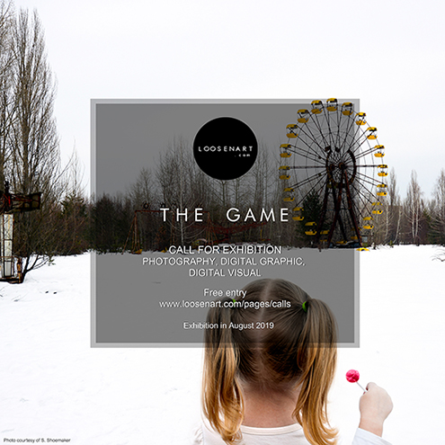 The Game │Call for exhibition