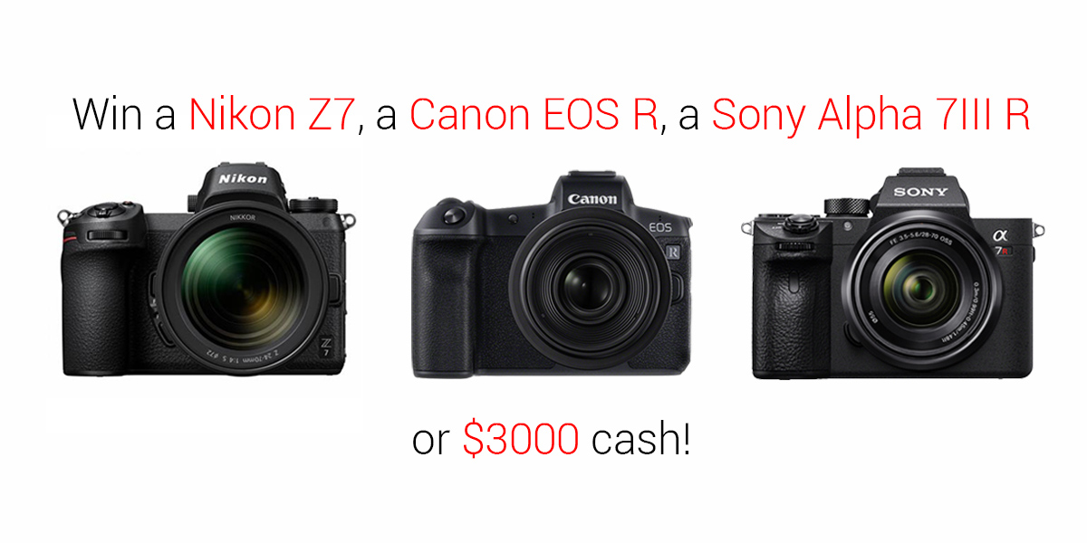 Travel Photography – Win Cameras and $3000