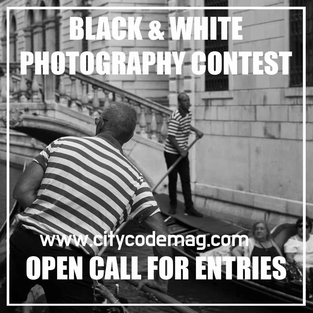 Black & White Photography Contest – CITY CODE MAGAZINE