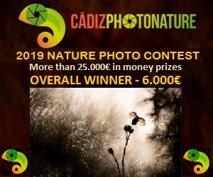 CADIZ PHOTONATURE 2019 – NATURE PHOTO CONTEST