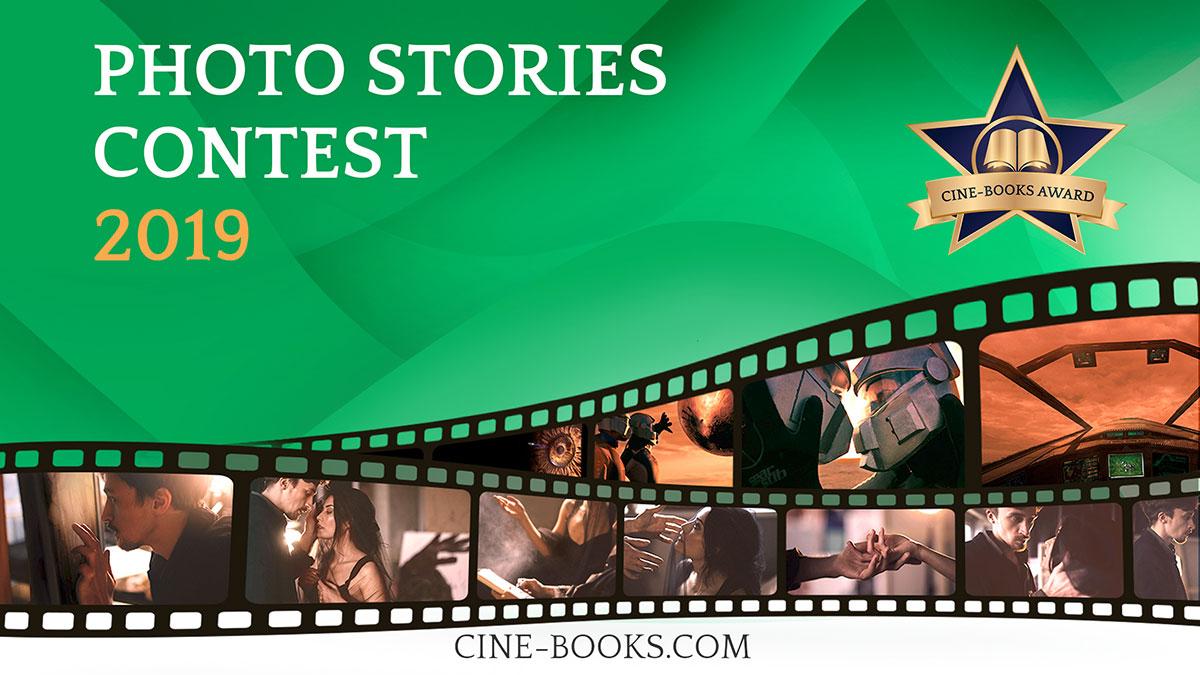 Photo Stories Contest for CINE-BOOKS.com