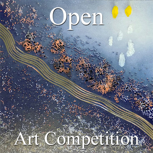 "9th Annual ""Open"" (No Theme) Online Art Competition"