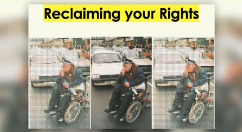 """Reclaiming your Rights"" 2019 Photo Competition"