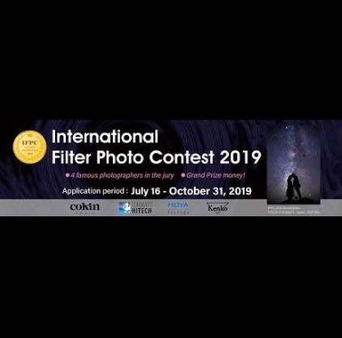 Filter Photo Contest 2019