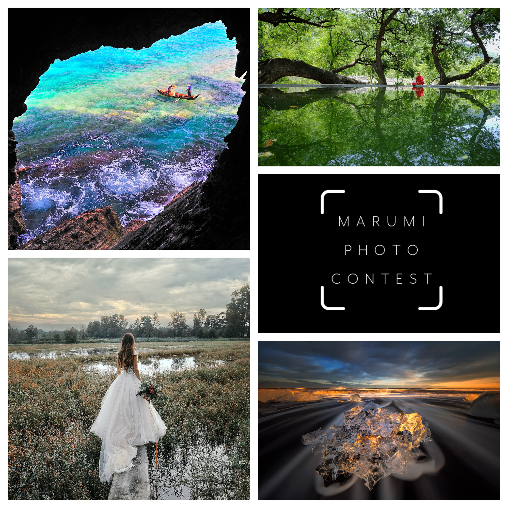 """MARUMI 7TH PHOTO CONTEST """"ANY PORTRAIT PHOTOGRAPHY WITH FILTERS"""""""