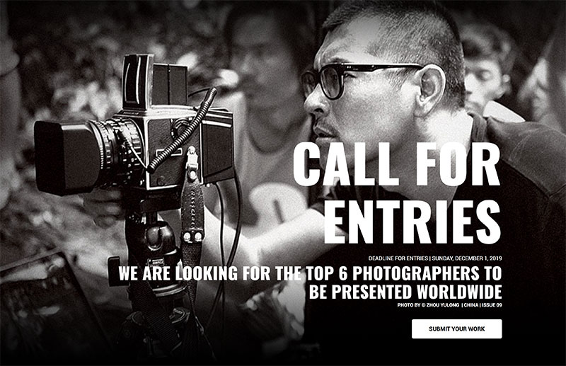 Call For Entries 10