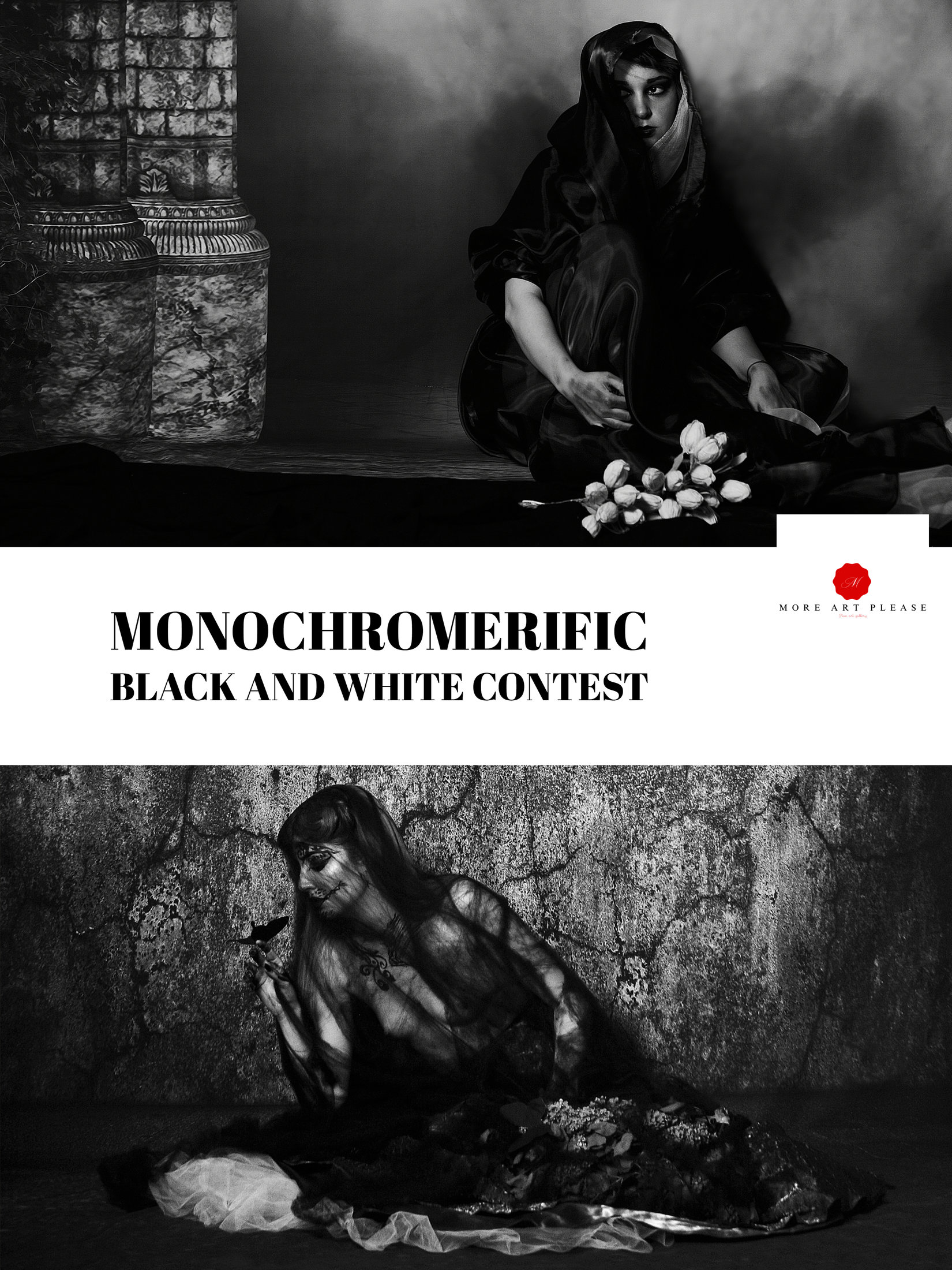 MONOCHROMERIFIC – black and white contest